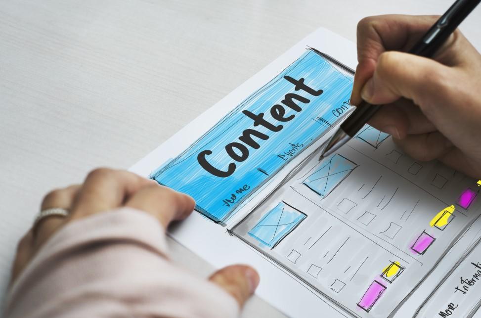 content marketing sadržaj za web